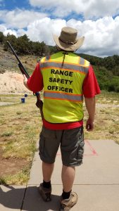 RFVSA Range Safety Officer