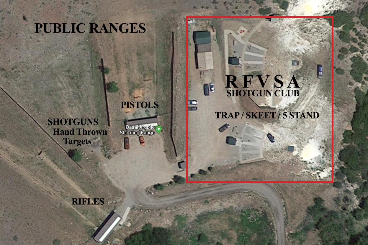 Basalt Shooting Ranges